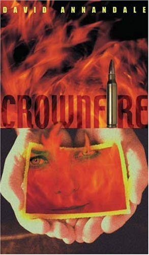 book cover of Crown Fire