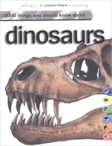 Book 1000 Things You Should Know About Dinosaurs