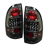 Spyder Auto ALT-YD-TT05-LED-SM Smoke LED Tail Light 2 Pack