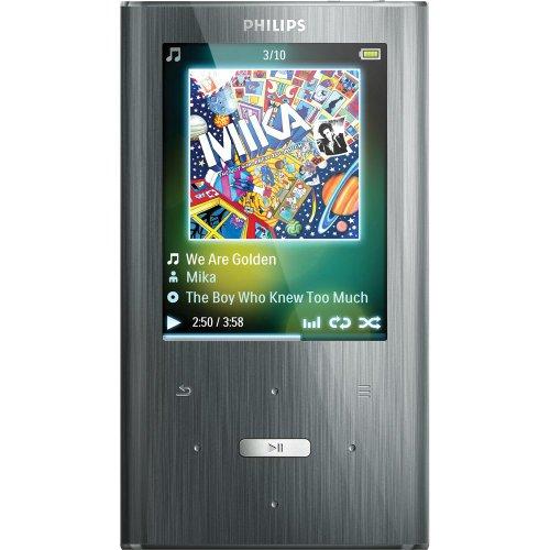 Philips GoGear Ariaz Player Silver