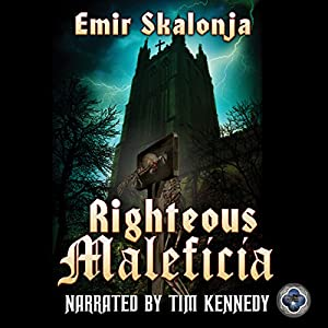 Righteous Maleficia Audiobook