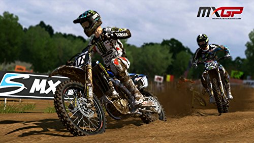 MXGP 14: The Official Motocross Videogame by Bandai (Image #23)