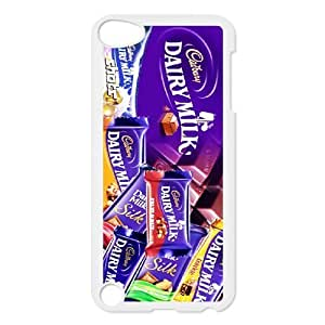 Cadbury Chocolate Bar Pattern Productive Back Phone Case FOR Ipod Touch 5 -Style-18