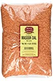 Spicy World Masoor Dal (Indian Red Lentils) 4 Pounds