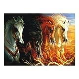 4 Horses of the Apocalypse, 1500 pc