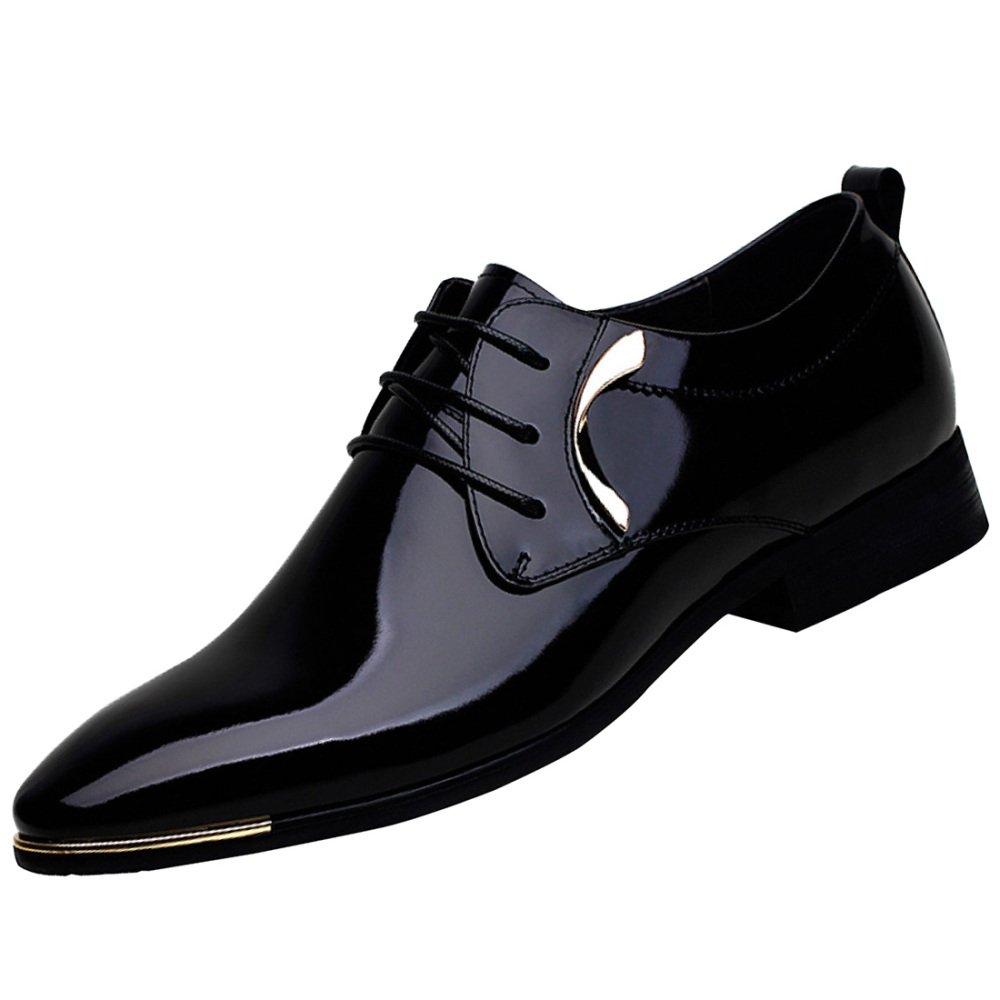 Männer Derby Schuhe Hochzeit Schuhe Geschäft Casual Schuhe Mode Komfortabel