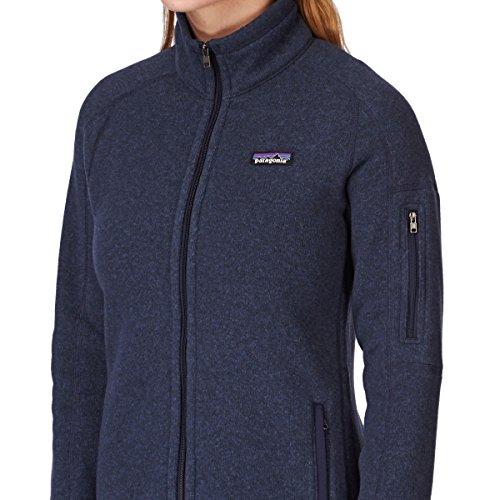 Women Patagonia Navy Classic s Bleu Fleece Jacket Sweater Better marine TTxwUEZP