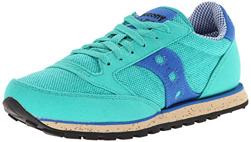 Sneakers donna Saucony Jazz Low Pro Vegan - Bright Green/Blue