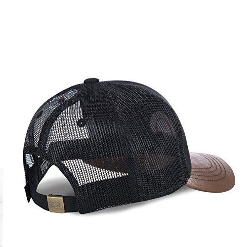 casquettes von dutch pin noir