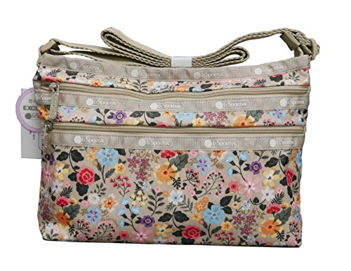 LeSportsac Crossbody KR Exclusive Collection Quinn Bag Minibag in Floret