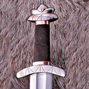 Stiklestad Viking Sword Windlass Steelcrafts High Carbon Steel Replica