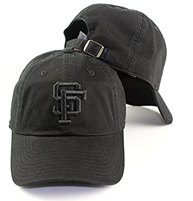 San Francisco Giants MLB American Needle Tonal Ballpark Slouch Cotton Twill Adjustable Hat
