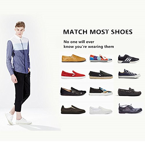 Women-No-Show-Cushion-SocksLow-Cut-Invisible-Anti-Slid-Casual-Cotton-Boat-Liner-Athletic-Sneakers-Loafer-Sports-Socks