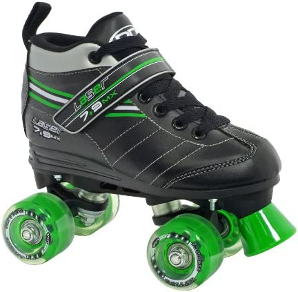 Roller Derby Boy s Laser Speed Quad Skate