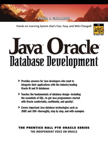 Download Java Oracle Database Development ebook
