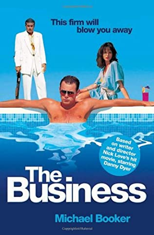 book cover of The Business