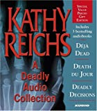 A Deadly Audio Collection: Three Bestsellers In One Package