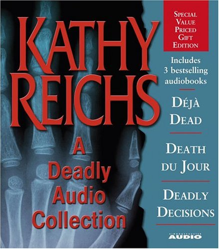 A Deadly Audio Collection: Three Bestsellers In One Package by Brand: Simon Schuster Audio