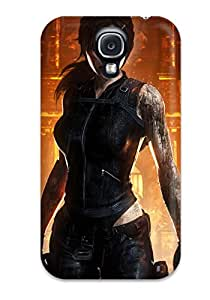 Frank J. Underwood's Shop 4233439K83588224 Case Cover Protector Specially Made For Galaxy S4 Tomb Raider