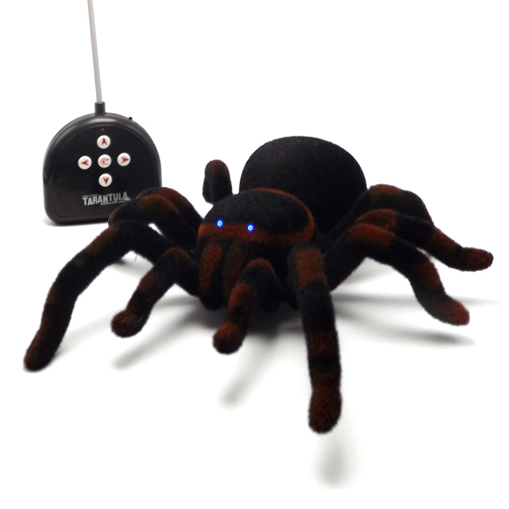 Tipmant Large Size 4CH RC Spider Tarantula High Simulation Remote Radio Control Vehicle Car Electric Toy by Timpant (Image #1)