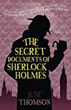 img - for The Secret Documents of Sherlock Holmes (Sherlock Holmes Collection) by June Thomson (2015-07-03) book / textbook / text book