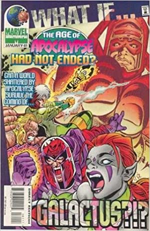 """Amazon.com: What If? Vol.2 #81 """"What If... the Age of Apocalypse Had Not Ended?"""": Mariano Nicieza: Books"""