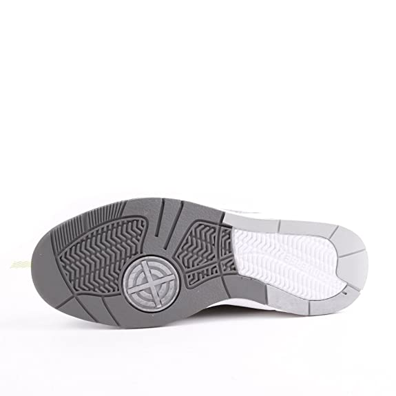 310c04417a62 Converse Men s Trainers Grey gris Grey Size  11  Amazon.co.uk  Shoes   Bags