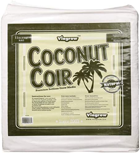 Viagrow VCCB5 Coconut Block Soilless product image
