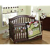Fisher Price Farm Friends 3 Piece Bedding Set