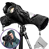 Photo : Altura Photo Professional Rain Cover Large Canon Nikon DSLR Cameras