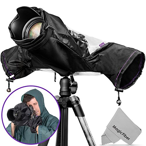Altura Photo Professional Rain Cover Large Canon Nikon DSLR