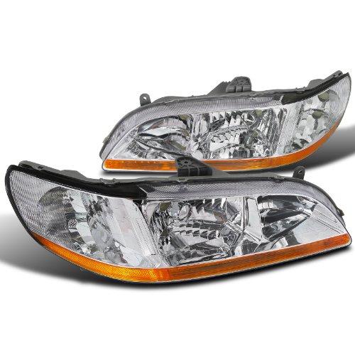 Spec D Tuning 2LH ACD98 RS Diamond Headlights