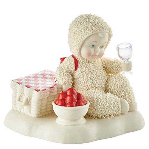 Snowbabies Department 56 Classics Glamping Figurine, 3.27