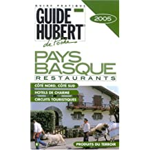 Guide Hubert de poche 2005. Pays basque