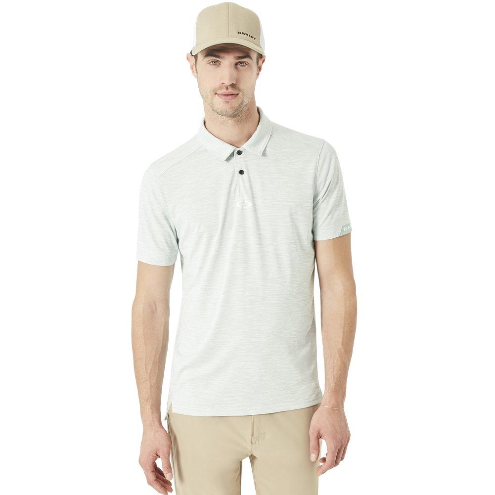 Oakley メンズ Gravityゴルフ用ポロシャツ M B079LXY7HY