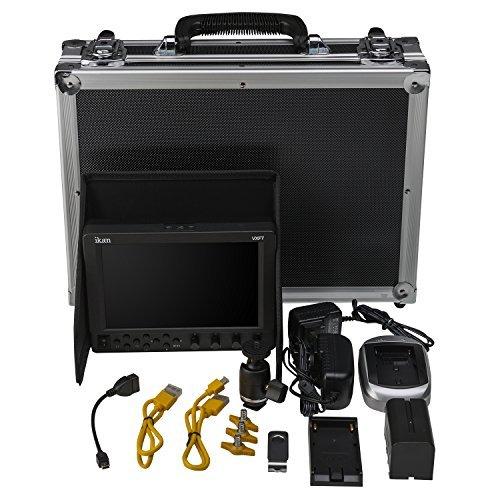 Ikan Vxf7 Field Monitor Deluxe Kit for Sony L Series Black (VXF7-DK-S) [並行輸入品]   B07FPYV6X6