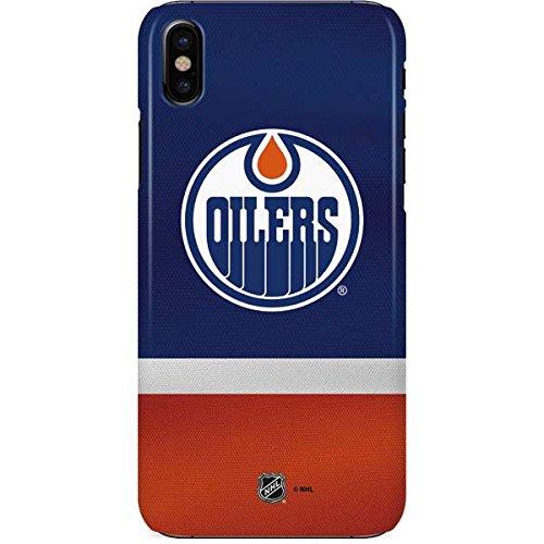- Edmonton Oilers iPhone X Case - Edmonton Oilers Jersey   NHL X Skinit Lite Case
