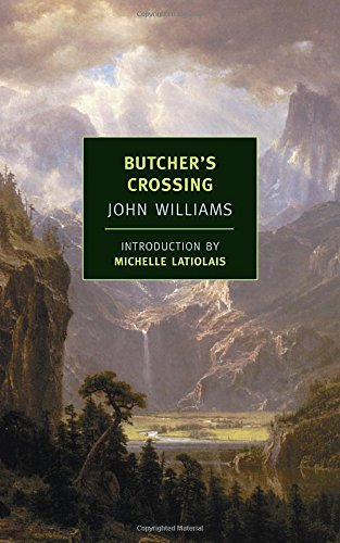 Butcher's Crossing (New York Review Books Classics) (Butcher Shop Ideas)