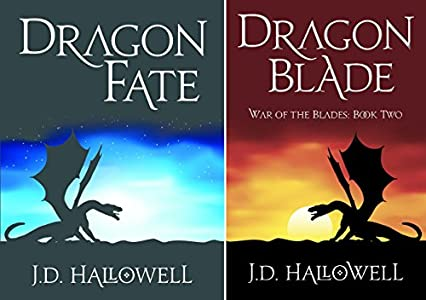 Dragon Blade (War of the Blades Book 2)