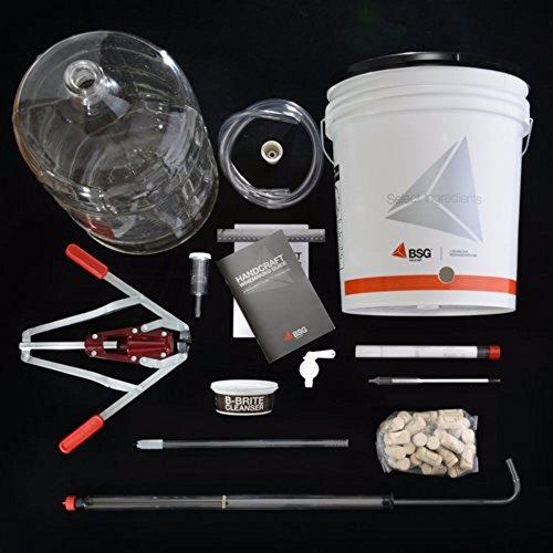 BSG Wine Equipment Kit by BSG