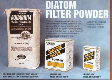 Vortex Diatom Powder 5 lb. Box