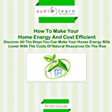 img - for How to Make Your Home Energy and Cost Efficient book / textbook / text book