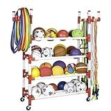 Champion Equipment Cart (Up to 40 Balls) (PECART)
