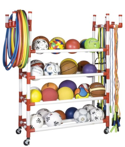 Champion Equipment Cart (Up To 40 Balls) ( PECART )