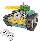 PETUOL Robot Remote Control Building Blocks for Kids, Robot Kit for Children - Fun Build Robot Toys for Boy and Girls 145pcs