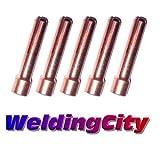WeldingCity 5-pk Stubby Collet 10N24S (3/32