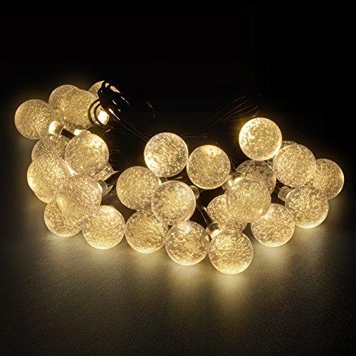 100M Solar Fairy Lights - 3