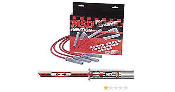 MSD Ignition 31239 Universal Wire Set
