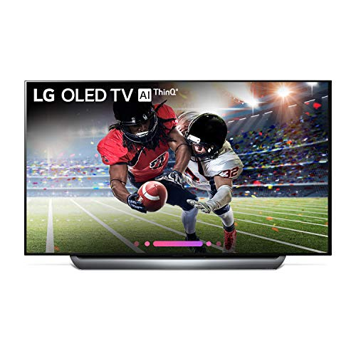 Desconocido LG Electronics OLED65C8PUA 65-Inch 4K Ultra HD Smart OLED TV (2018 Model)