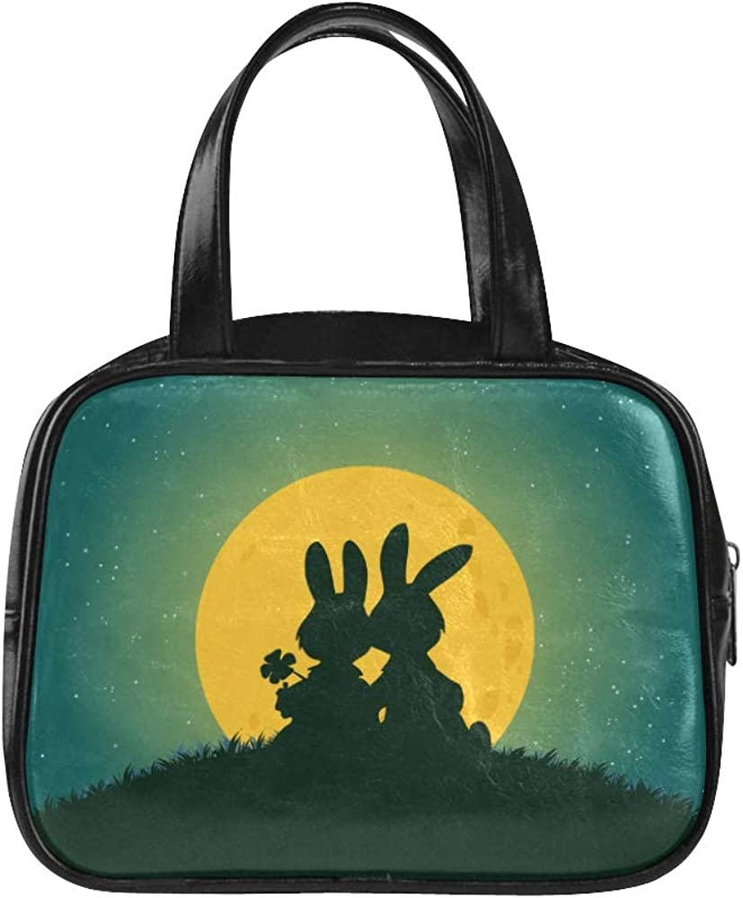 Fashion Bag Women Lovely Childrens Ornaments Little Rabbit Tote Shoulder Bag Fashion Bags Pu Leather Top Handle Satchel Fashion Womens Bags